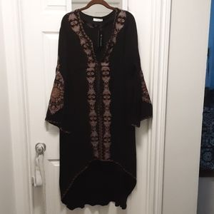Black dress, or tunic